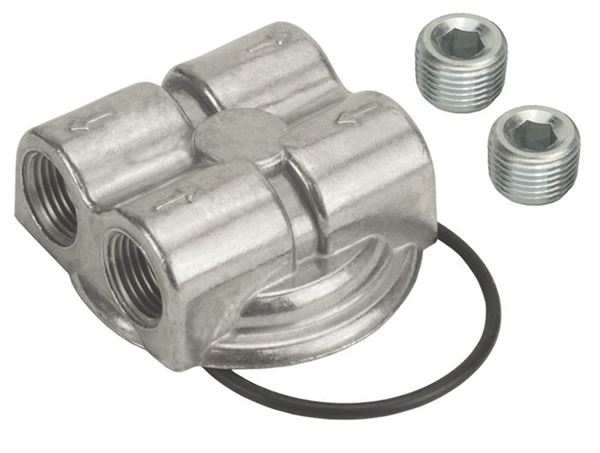 Picture of Derale Remote Oil Filter Mount