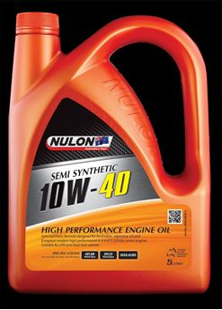 Picture of Nulon 10W40 Semi Synthetic Engine Oil