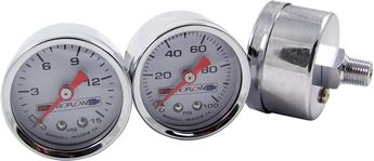 Picture of PFE Fuel Pressure Gauge