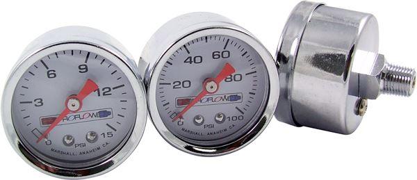 Picture of PFE Fuel Pressure Gauge
