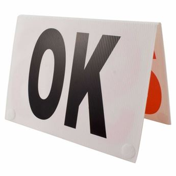 Picture of SOS/OK Board