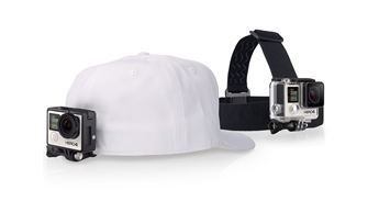 Picture of GoPro Head Strap & QuickClip