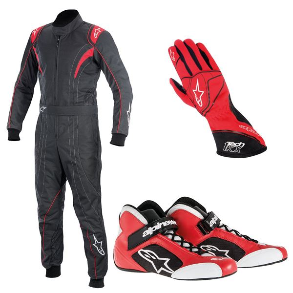Picture of Alpinestars KMX5 Karting Package
