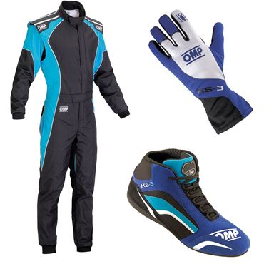 Picture for category Kart Wear Packages
