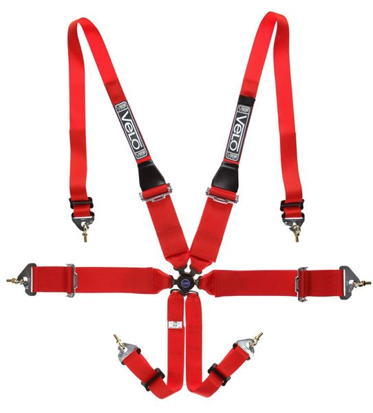 Picture of Velo Magnum HANS Harness