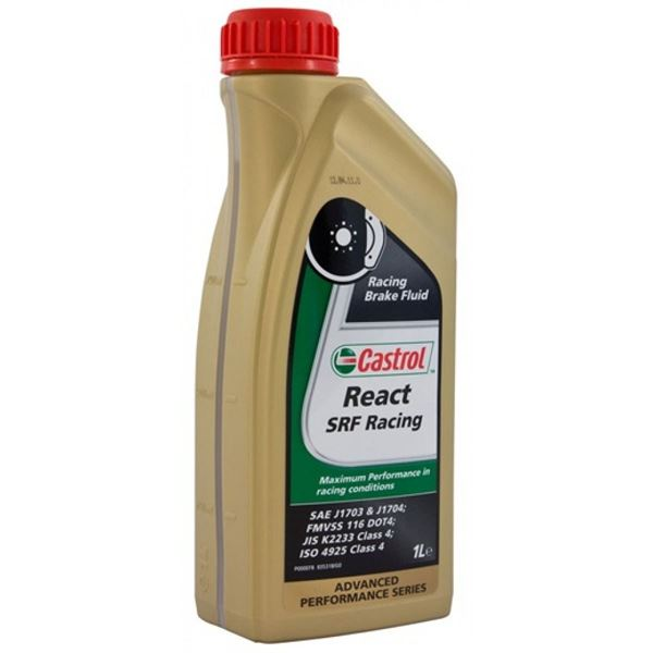 Picture of Castrol SRF Brake Fluid