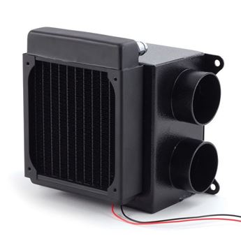 Picture of Light Weight Heater Box