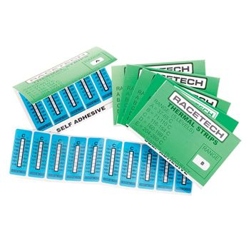 Picture of Racetech temperature indicator strips