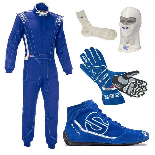 Picture of Sparco Victory Racewear Package