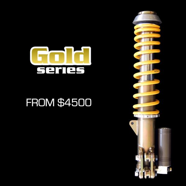 Picture of MCA Gold Series Coilovers