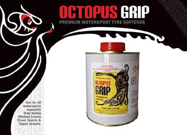 Picture of Octopus Grip Tyre Softener 1L