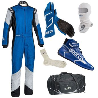 Picture of Sparco Grip RS4 Racewear Package