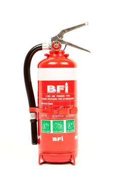 Picture of 2.5Kg Fire Extinguisher