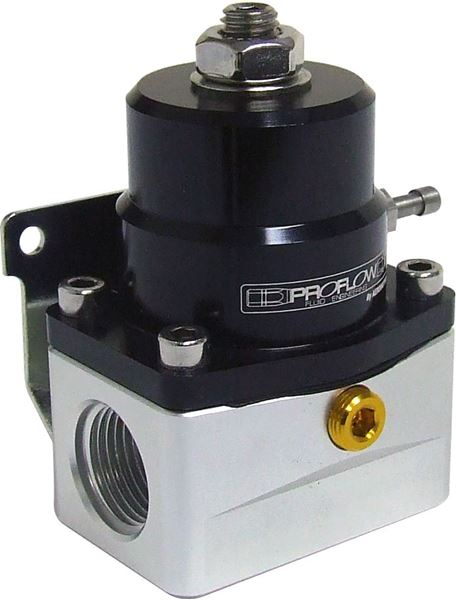 Picture of EFI Billet Adjustable Fuel Pressure Regulator
