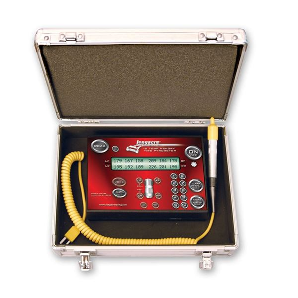 Picture of Longacre Digital Memory Pyrometer