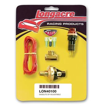 Picture of Longacre Low Oil Pressure Warning Light