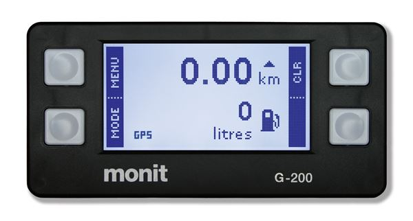 Picture of Monit G-200 GPS Rally Computer