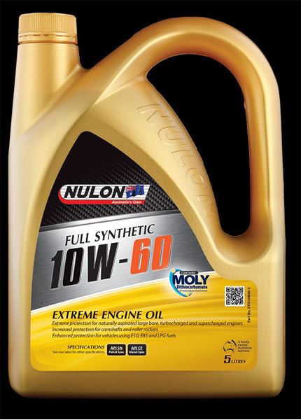 Picture of Nulon 10W60 Full Synthetic Extreme Engine Oil