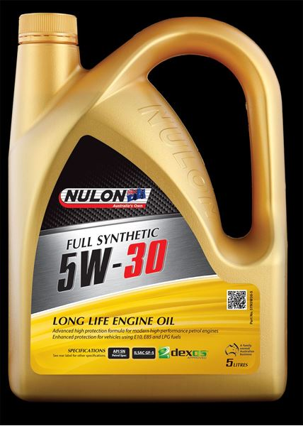 Picture of Nulon 5W30 Full Synthetic Engine Oil