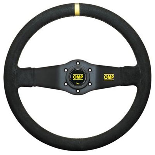 Picture of OMP Rally Suede 350mm