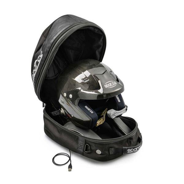 Picture of Sparco Cosmos Helmet & HANS Bag / Dryer