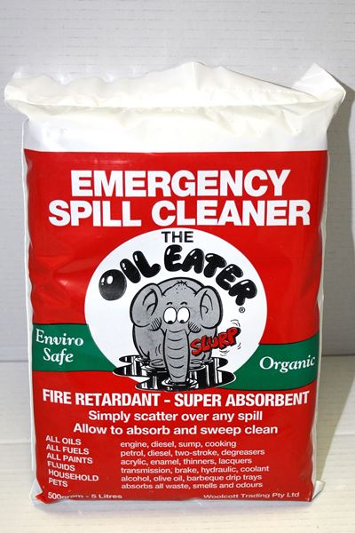 Picture of Oil Spill Kit