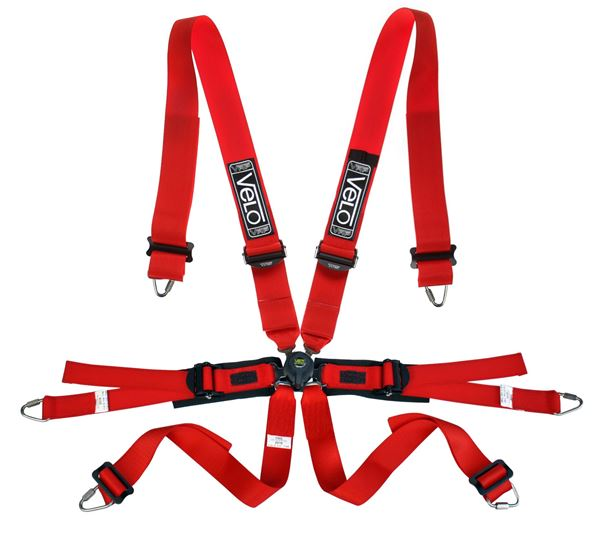 Picture of Velo Ultralight 6pt Harness