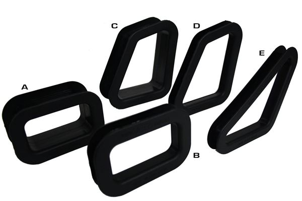 Picture of Seat Harness Guides - Including Extra Deep Sizes