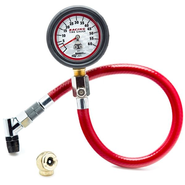 Picture of Longacre 0-60psi Tyre Pressure Gauge