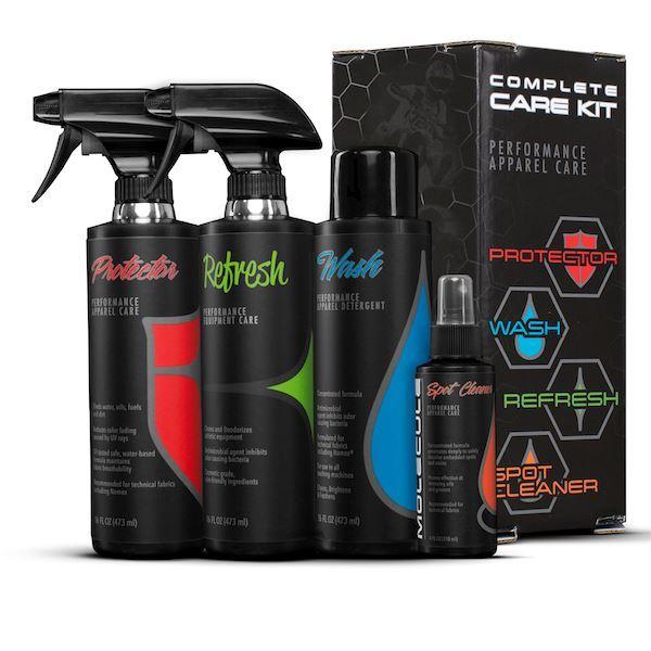Picture of Molecule Complete Racewear Care Kit