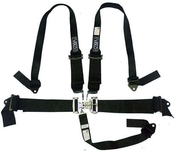 Picture of Velo 5pt Latch Lever HANS SFI Harness