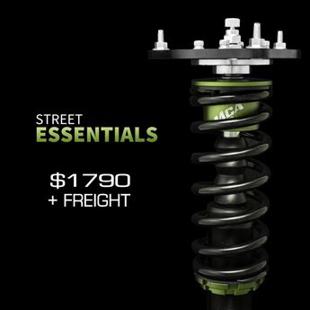 Picture of MCA Street Essentials Coilovers
