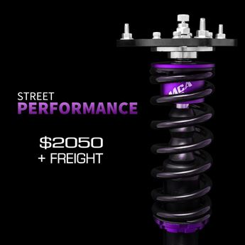 Picture of MCA Street Performance Coilovers