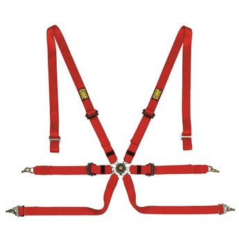 Picture of OMP Harness 0202 HSL Saloon Ultralight