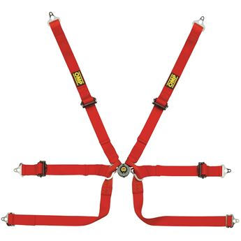 Picture of OMP Harness 0206 HSL - Formula