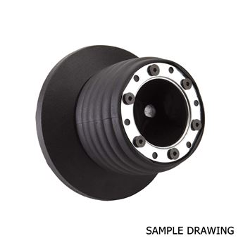 Picture of OMP Steering Wheel Hub