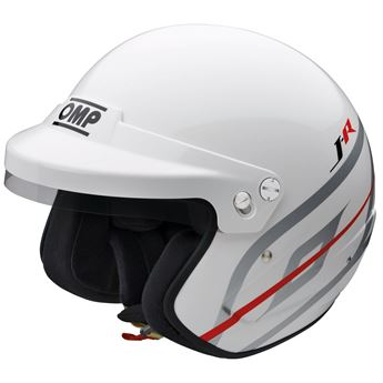 Picture of OMP J-R Open Face Helmet