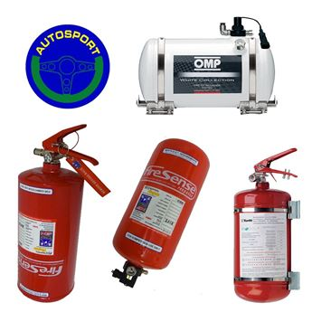 Picture of Extinguisher Servicing OMP / SPA