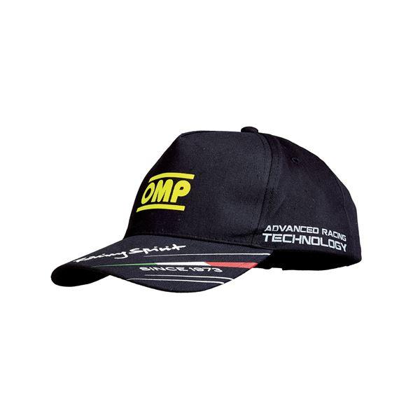 Picture of OMP Racing Spirit Cap - Black