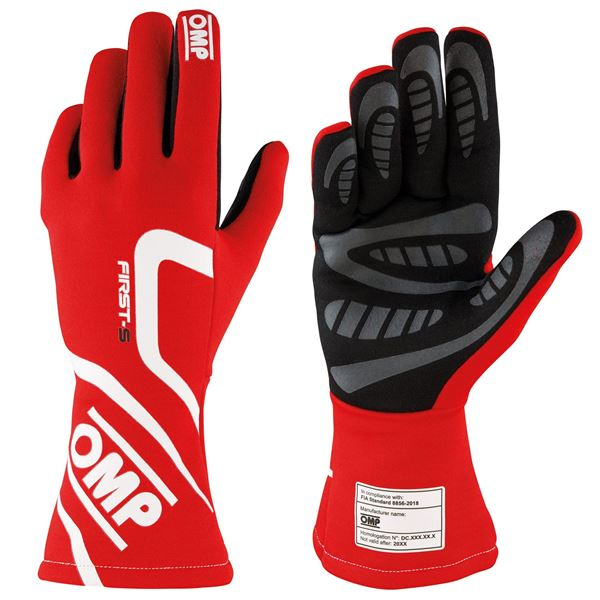 Picture of OMP First S FIA2000 Glove