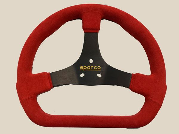 Picture of Sparco 320mm Steering Wheel Red/Black