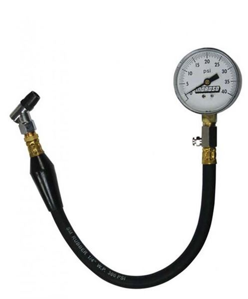Picture of Moroso Tyre Gauge 0-40psi