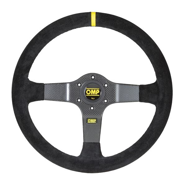 Picture of OMP 350 Carbon D Steering Wheel