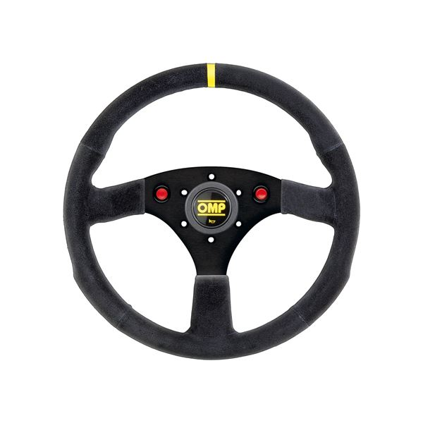Picture of OMP 320 ALU SP Steering Wheel