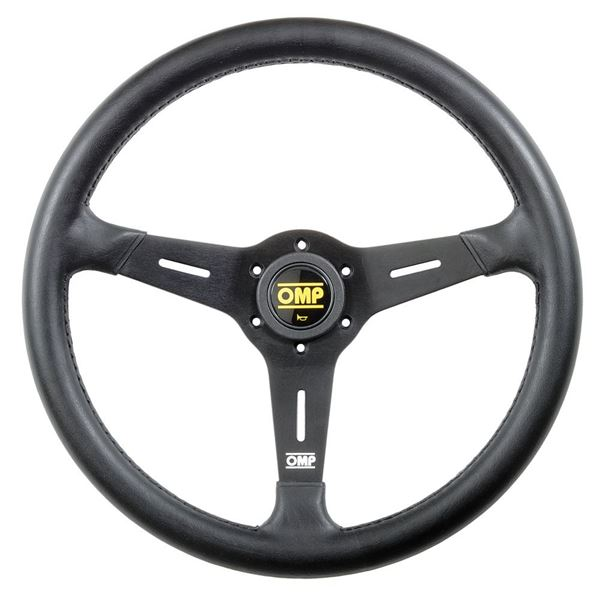 Picture of OMP Sand 380mm Steering Wheel