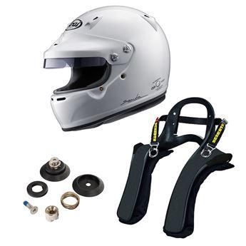 Picture of Arai GP-5W Helmet - Schroth XLT FHR Package