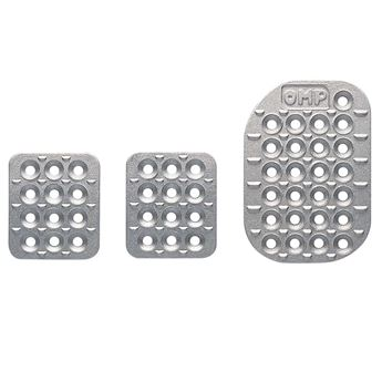 Picture of OMP Aluminium Pedal Set