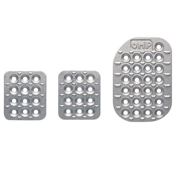 Picture of OMP Aluminium Pedal Set