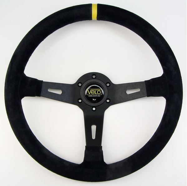 Picture of Velo R65 350mm Steering Wheel