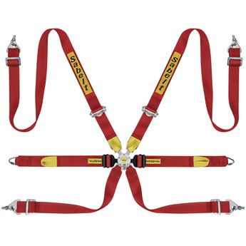 Picture of Sabelt Ultralight GT Saloon Car HANS Harness